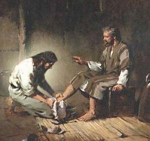 cruz e os humildes