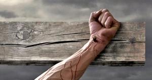 rejeição da cruz